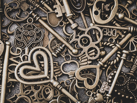 Lost Keys, Big Stress & Co-Regulation