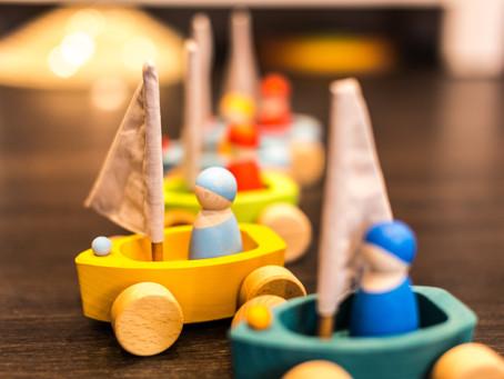 3 Redenen om voor houten speelgoed te kiezen