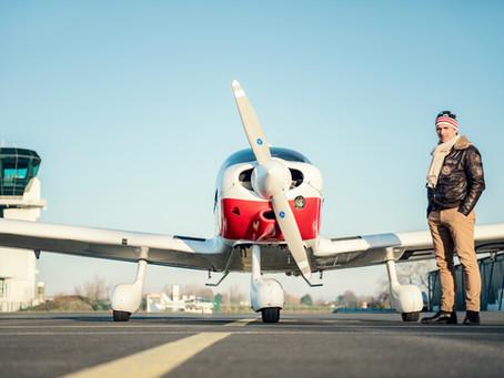 Estudo preliminar indica que pilotos morrem mais cedo