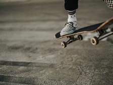 Newport Skatepark & Sam Moore Parkway