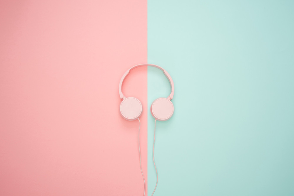 headphone. Picture by Icon8Team, UnSplash