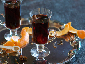 Mulled 'Wine' For Drivers