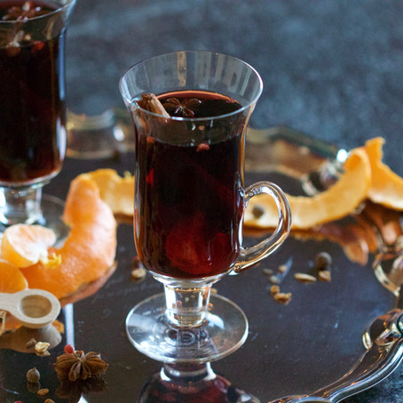 Easy Mulled Hard Cider Recipe