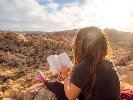 Fünf spannende Bücher für Eure Auszeit