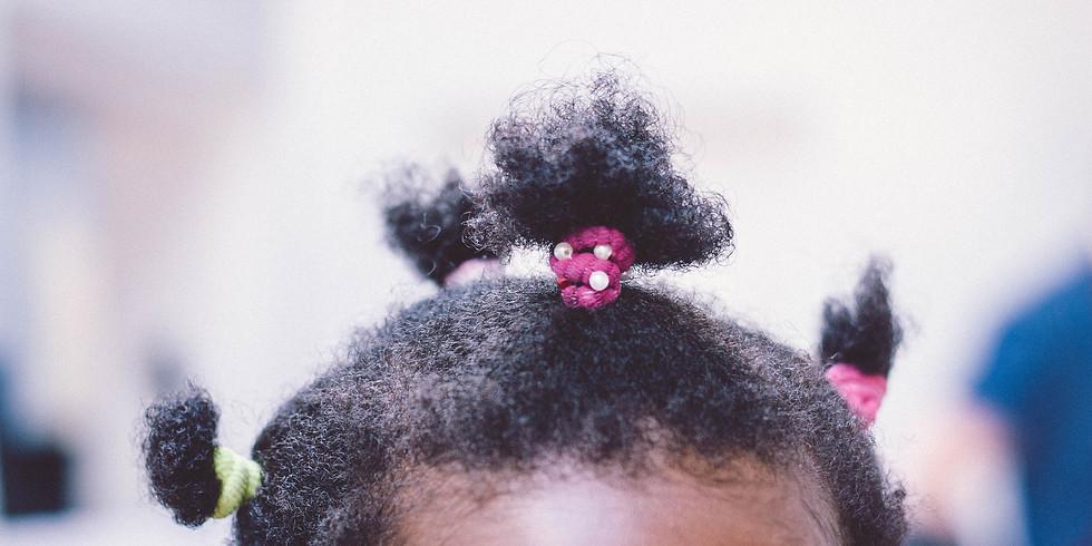 Ethnic Hair Care Class