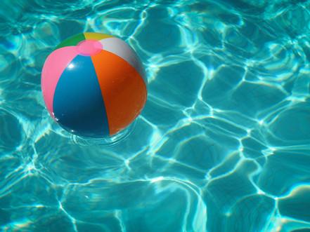 Obres de millora a la piscina municipal