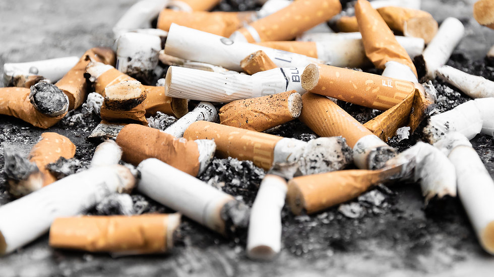 Stoppez l'addiction au tabac ou au cannabis