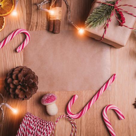 ¡Cuída tu alimentación en las fiestas navideñas¡
