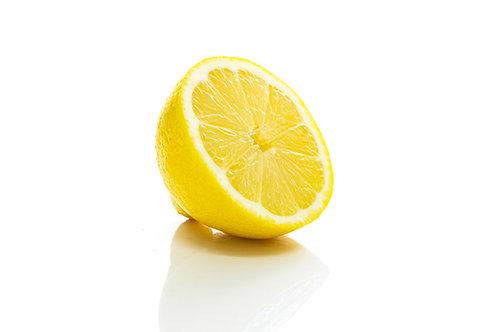 Citron jaune de Sicile Bio