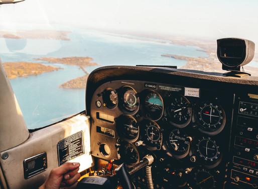 4) Flight Training Struggles