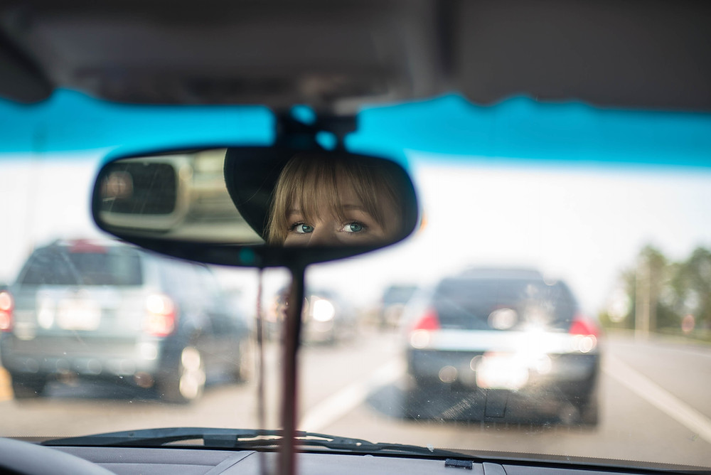 The Muskrat in the Rear-View Mirror - Literary Piece