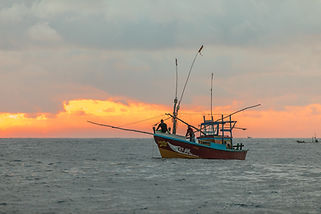 A photo of a fishing vessel