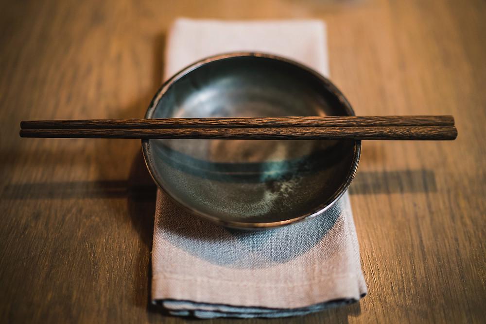 Authentic bamboo chopsticks M.A.D Organics
