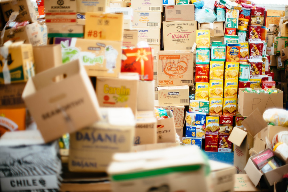Perishable food storage unit