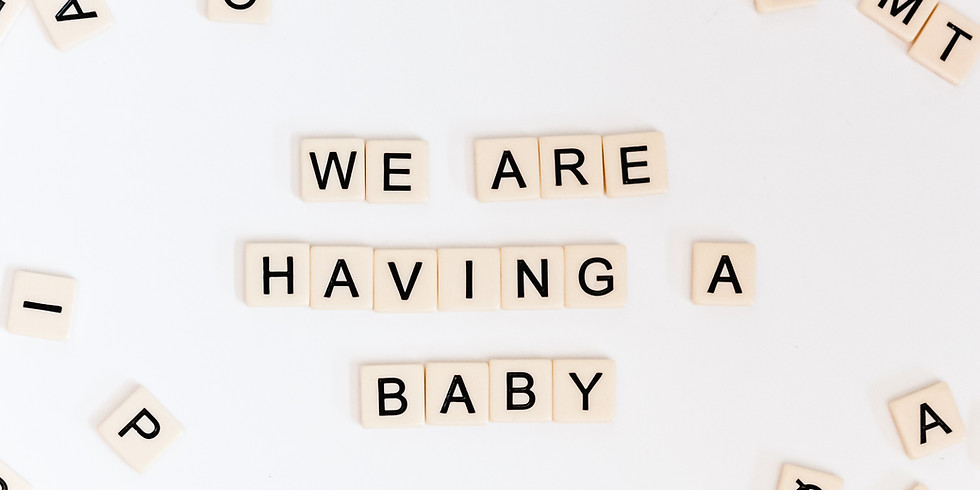 FULLY BOOKED April - IN PERSON PRIVATE Hypnobirthing & Birth Preparation workshop