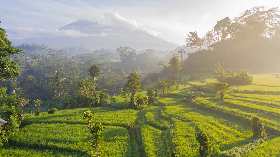 Three Day Itinerary of Bali
