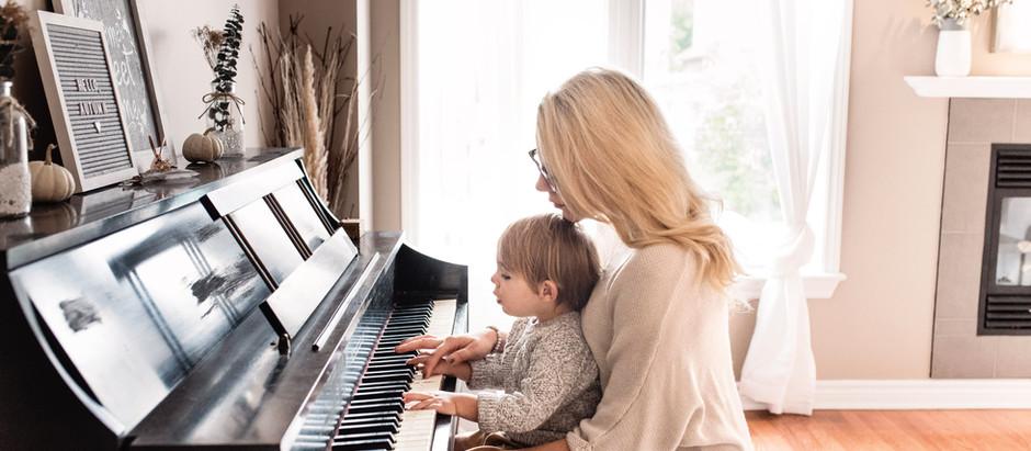 A zenetanulás élesíti az agyat