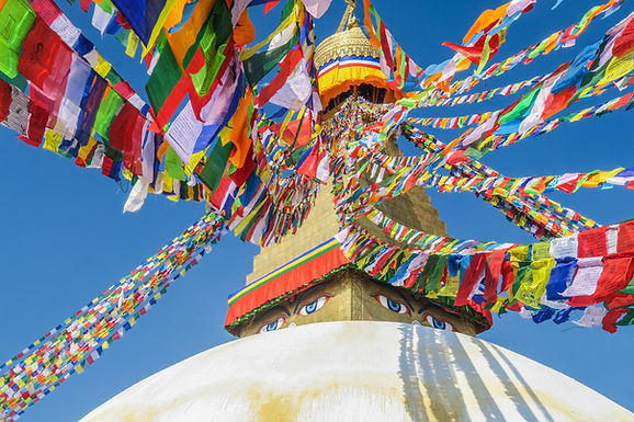 Nepal: Sacred Beauty in the Himalayas