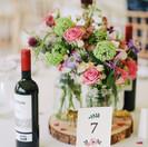 Wine Pairing & Floral Design