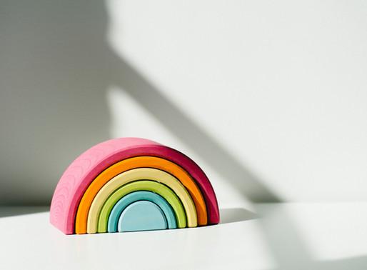 Week 1 - Rainbows