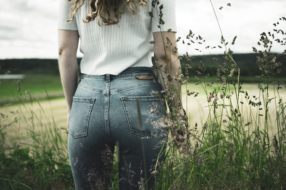 Don't Give Yourself a Bum Deal, Jeans Guide, the image tree blog
