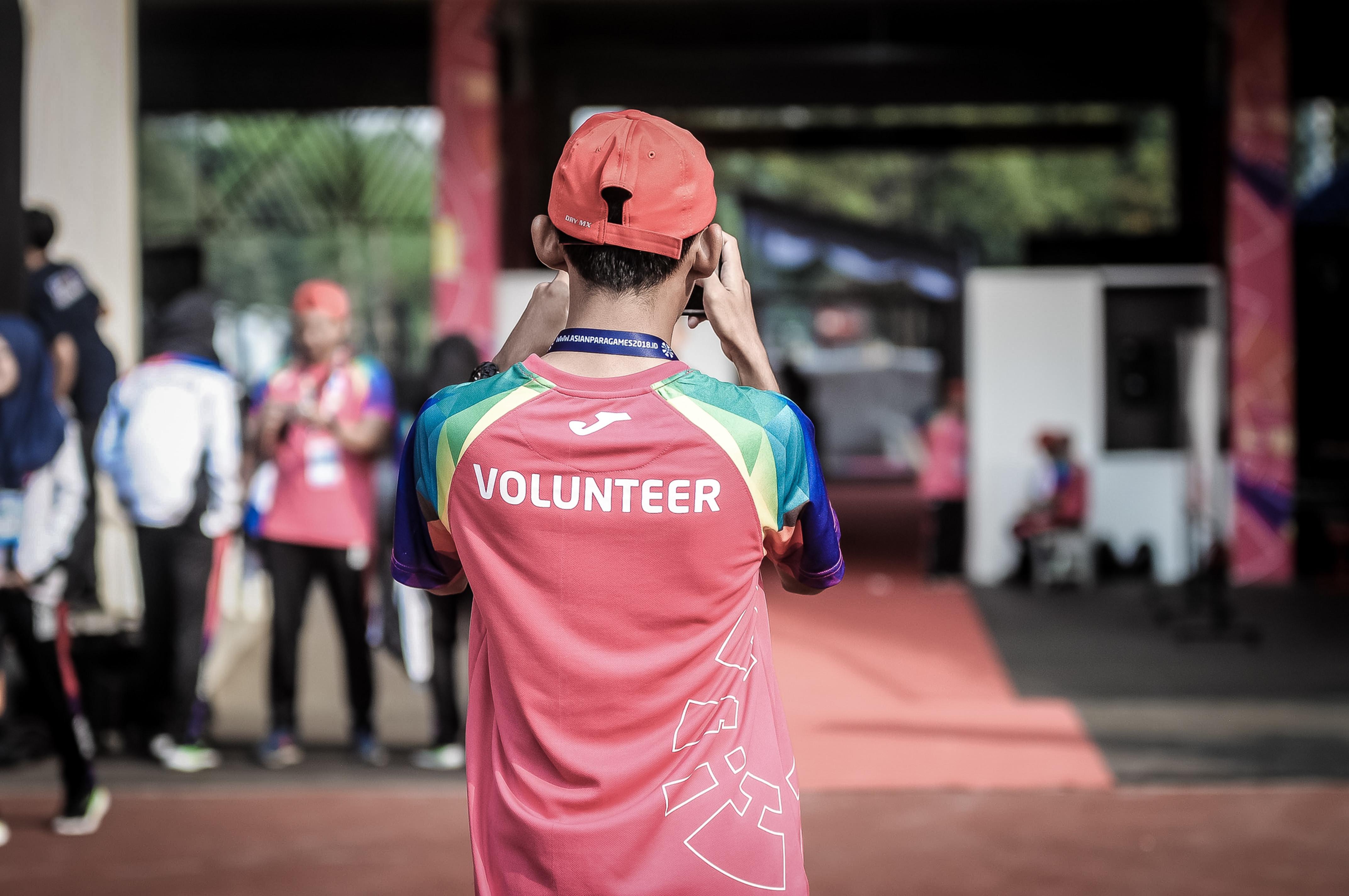 Set-Up Volunteers