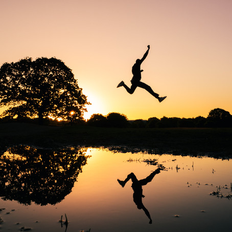 Faith and Obedience—Leaping into the Arms of the Lord