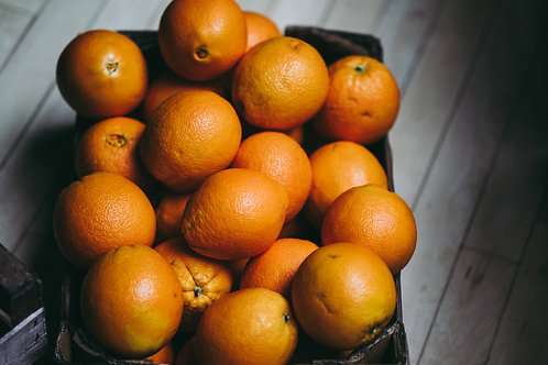Orange Rolls. 1 Bakers Dozen.