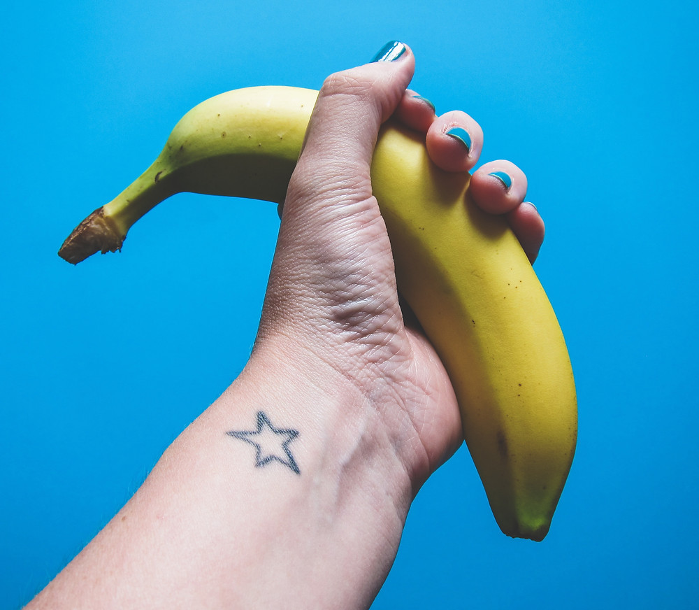 Always keep a banana handy if you're a fitness and sports enthusiast