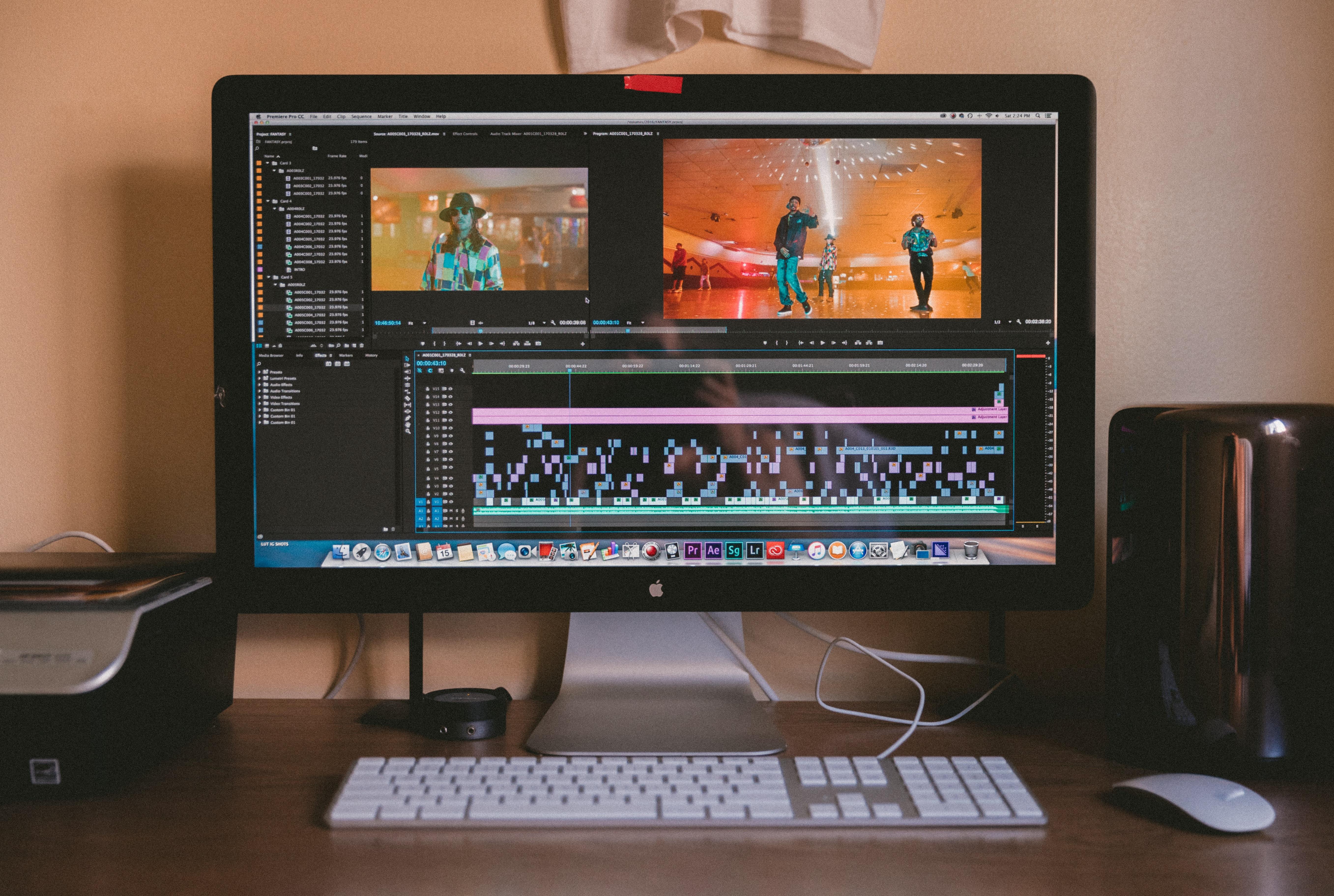 Editing - 2 Months