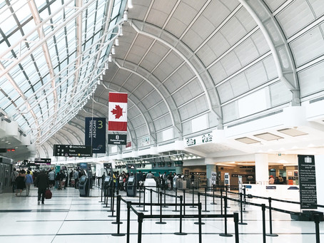 Canadian Airlines and Airports Comment on Transport Canada's Plan for Navigating COVID-19