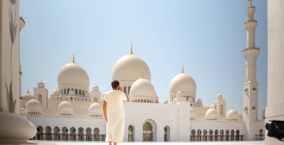building in arabic city