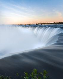 water fall power