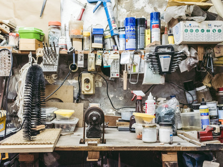Is Your Garage Out Of Control?: Simple To Do Hacks for Getting Organized