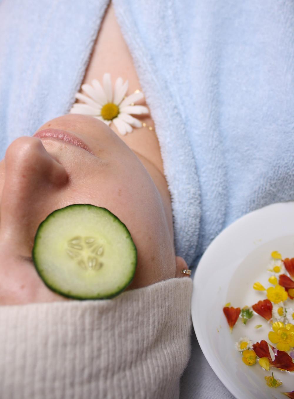 natural beauty treatments at home