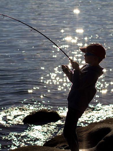 Fishing at Lake Tawakoni