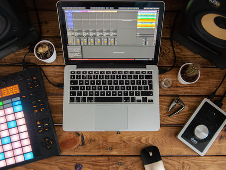 """Reflecting on """"Getting Started with Music Production"""" Workshop"""
