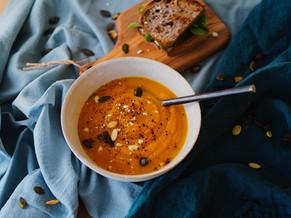Simple Soup, Pumpkin!