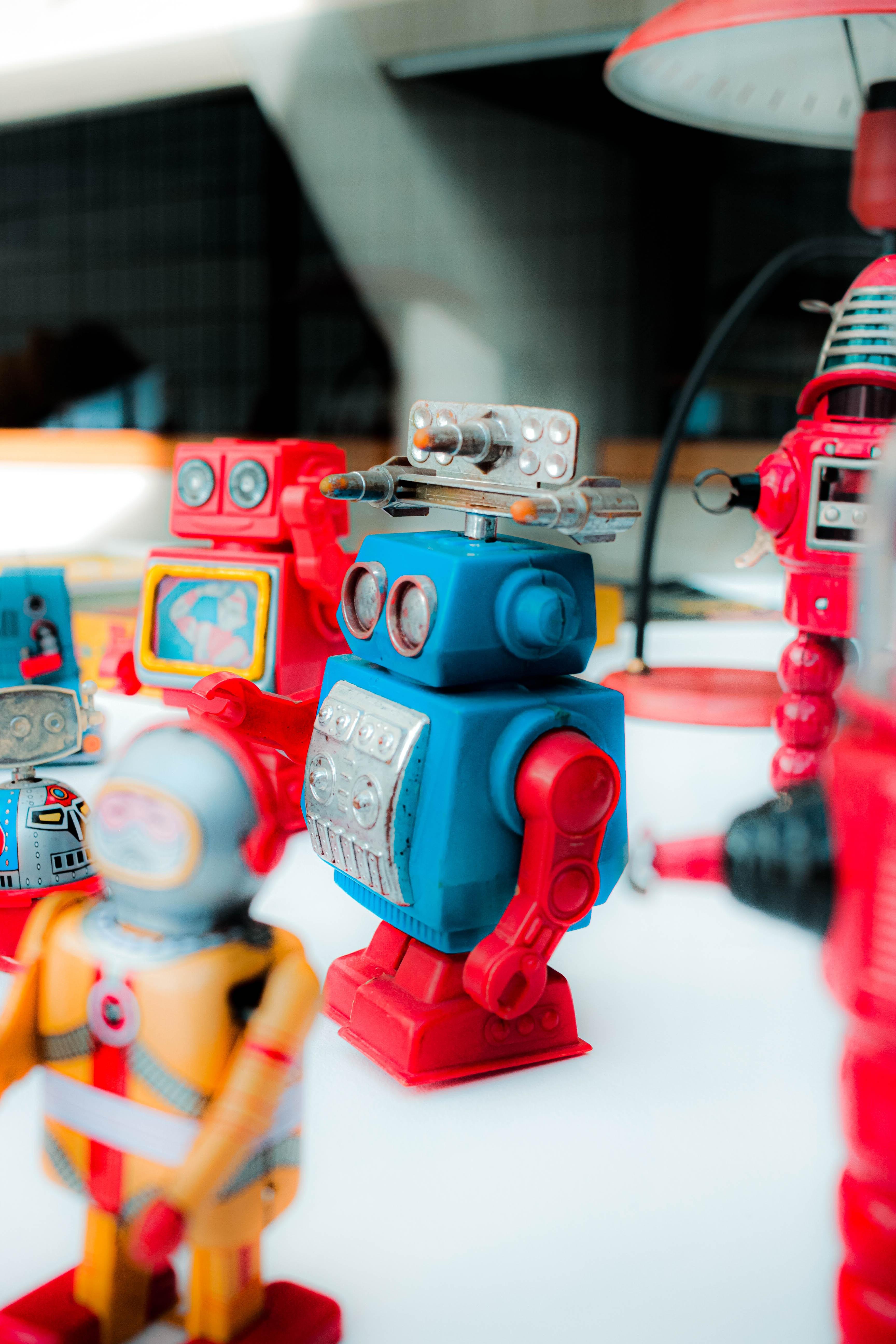 Riveting Robots [Ages 2-4] HQ