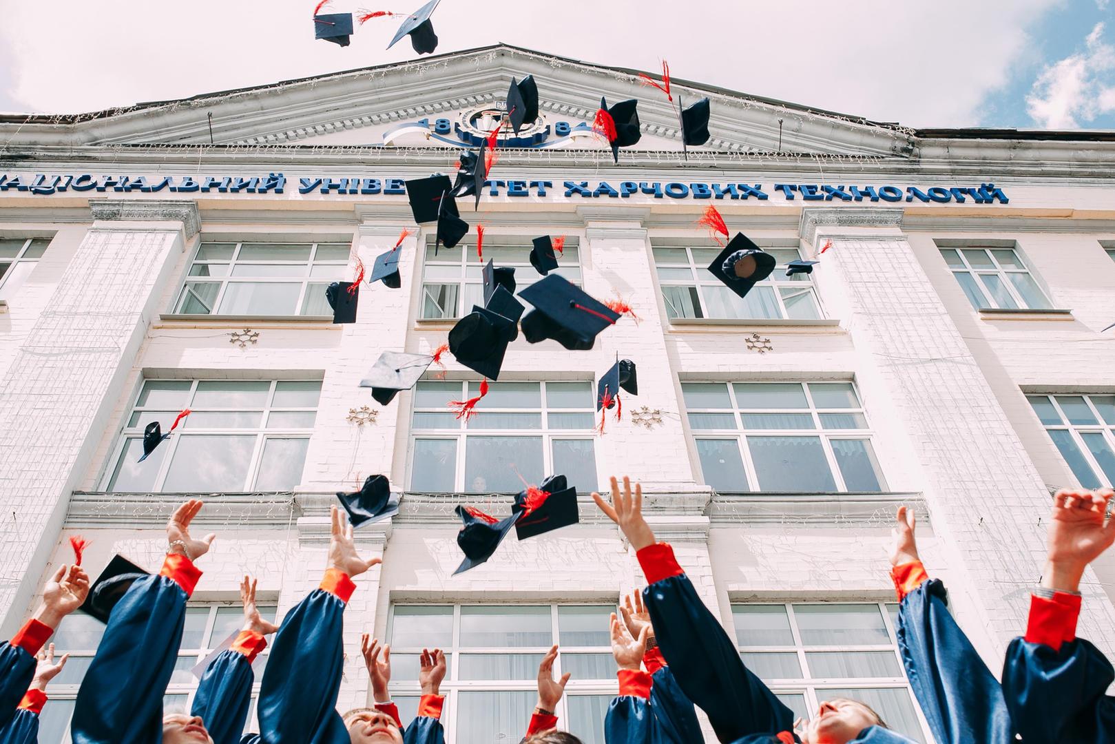 Linguistic programs for university placement