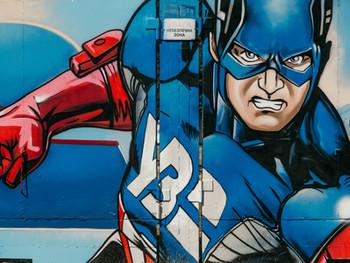 Développe le Super héros qui est en toi !