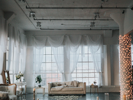 Sheer Fabrics For Spring Events!