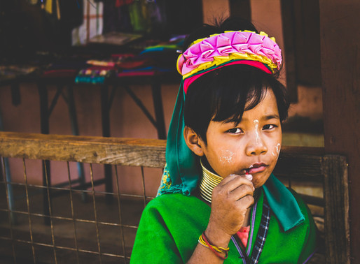 A Journey to Myanmar