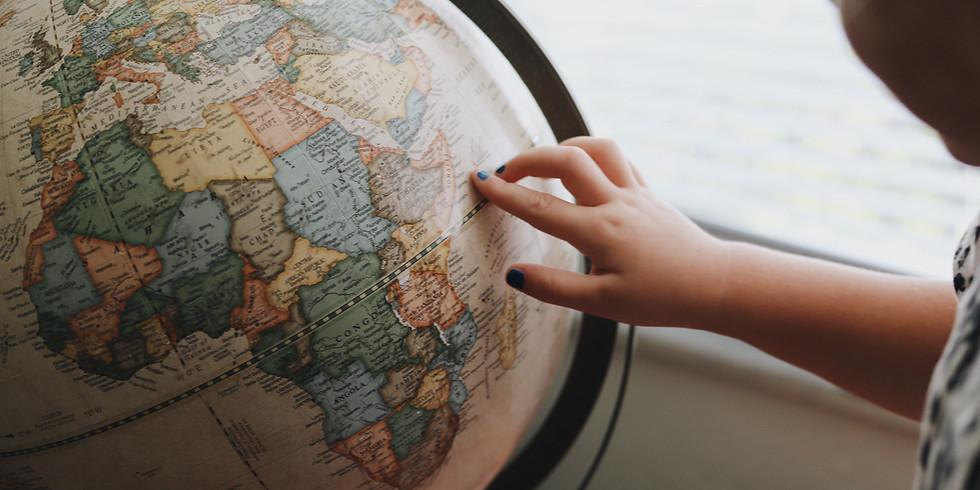 The English language: Global what?