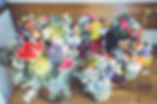 Tischdeko bunt Wedding Wiesbaden