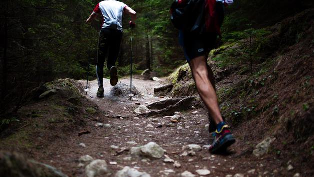 The Kicker Trail Race
