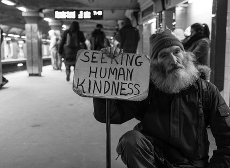 A Lesson in Compassion from Donnie, the Homeless Man