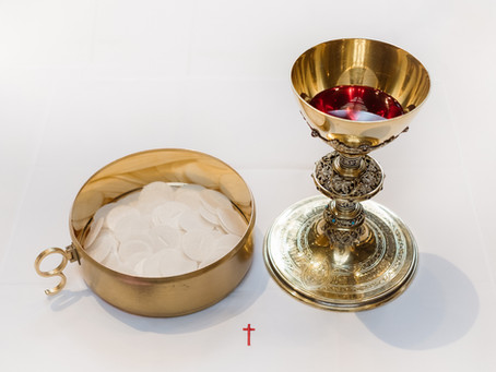 Body and Blood of Christ (Ages 6-9): The Gift of the Eucharist