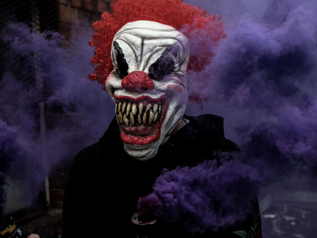 Afraid of Clowns? Here's Why You Should Be