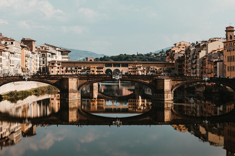 Explore Florence and its secrets including the Ponte Vecchio